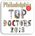 Philadelphia Magazine's Top Doctors, 2013