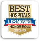 Honor Roll of America's Best Hospitals