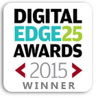 Digital Edge 25 award